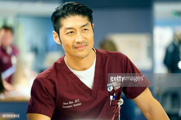 MED 'Folie À Deux' Episode 311 Pictured Brian Tee as Ethan Choi