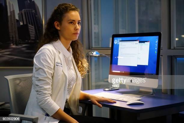 MED 'Folie À Deux' Episode 311 Pictured Rachel DiPillo as Sarah Reese
