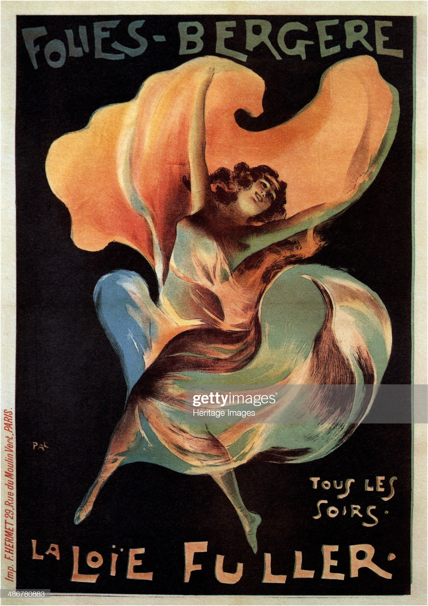 Ca s'est passé en mai ! Folies-bergres-1897-artist-palologue-jean-de-picture-id486780883?s=2048x2048