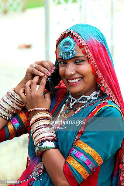 Folk dancer