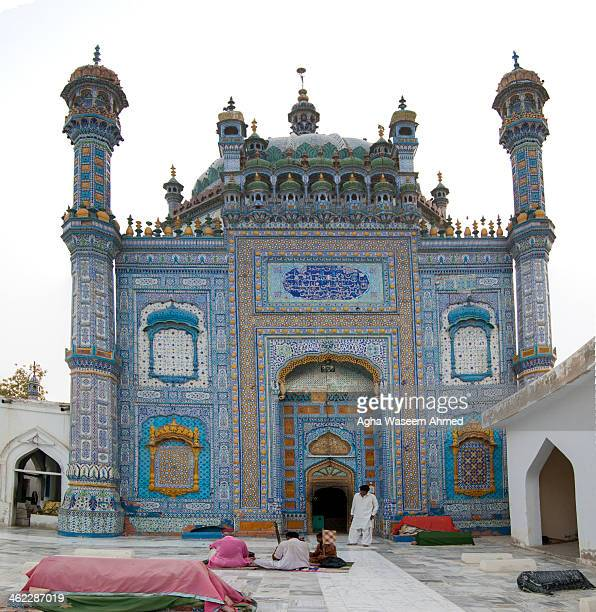 Folk Musicians singing Kalam of Sachal Sarmast at his shrine. Sindh is a land of Sufis, the mystics, the wanderers - who have spent their entire life...