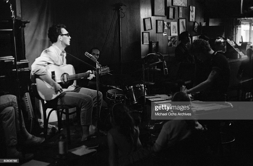 Fred Neil At The Night Owl : News Photo