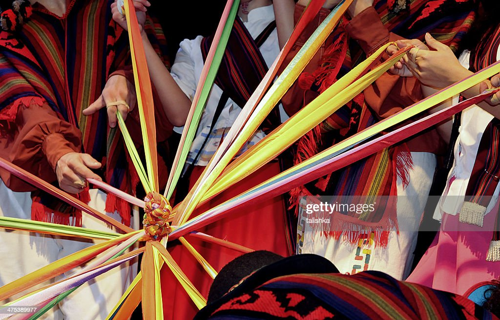 Folklor show : Stock Photo