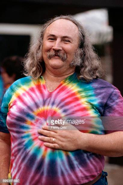Folkrocker David Crosby relaxes at a sixties party Crosby Stills and Nash were formed as a supergroup in the late sixties from members of The Hollies...