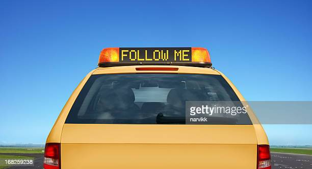 Follow Me Airport Car