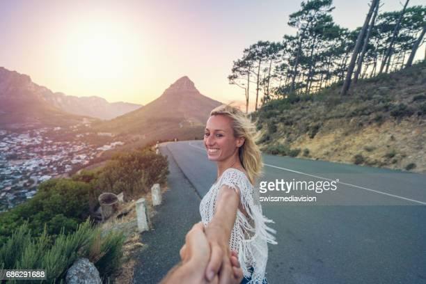 Volg mij concept-Tavel naar Kaapstad
