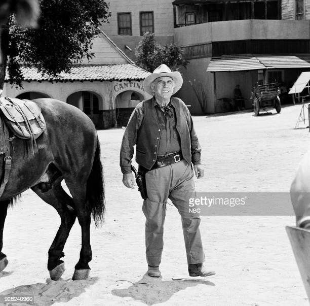 CHAPARRAL Follow Your Heart Episode 3 Pictured Ed Begley as Ben Lynch