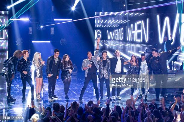 IDOL 218 Following a crosscountry search for the next singing sensation American Idol rounds out its second season on Walt Disney Television via...