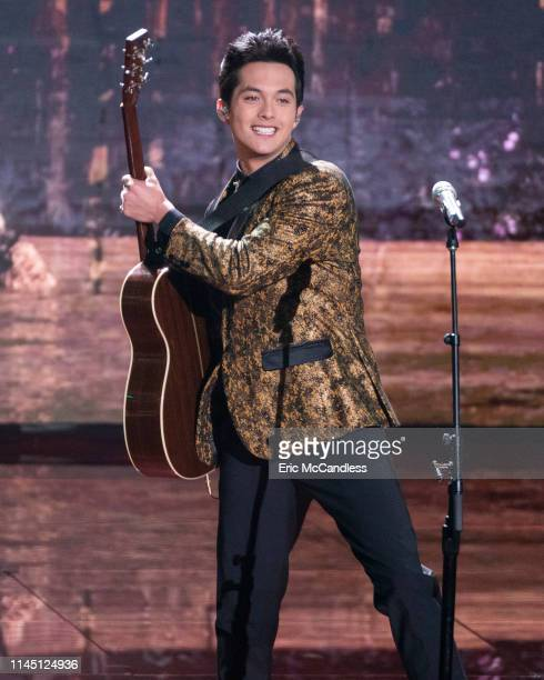 """Following a cross-country search for the next singing sensation, """"American Idol"""" rounds out its second season on Disney General Entertainment Content..."""