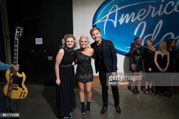 IDOL 119 Following amazing performances by music superstars and legends including our very own American Idol judges the winner of Season 1 of...