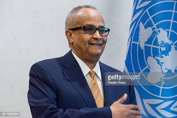 Following his appearance at a United Nations Security Council meeting regarding the UN Assistance Mission in Somalia Somali Foreign Minister Dr...