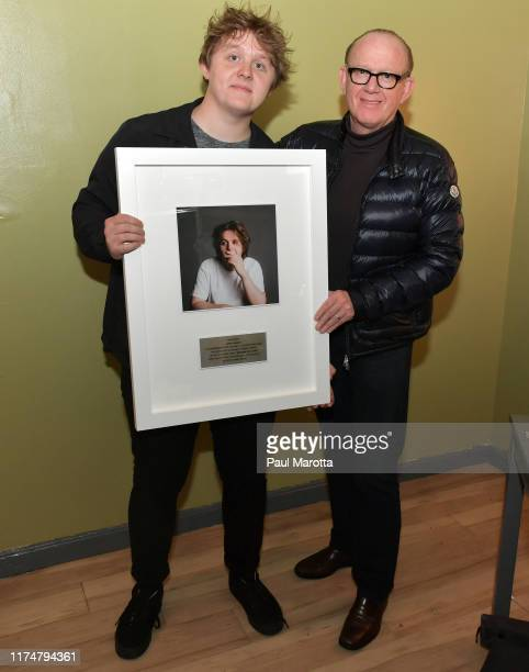 Following his sold out performance in Boston Capitol Music Group celebrates with artist and songwriter Lewis Capaldi to commemorate over 25 million...