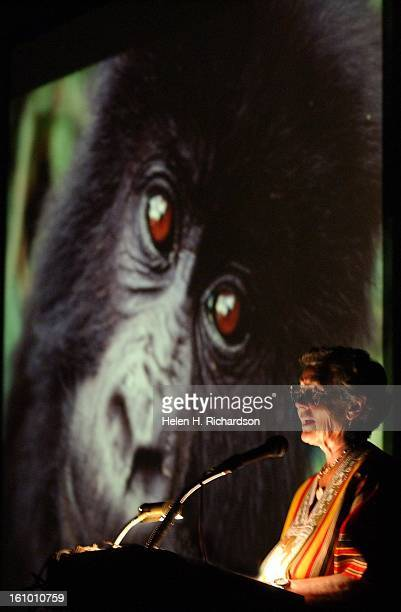 CO Following in the legacy of her close friend Dian Fossey Ruth Keesling has made it her life's work to save the mountain gorillas of Rwanda <cq>...