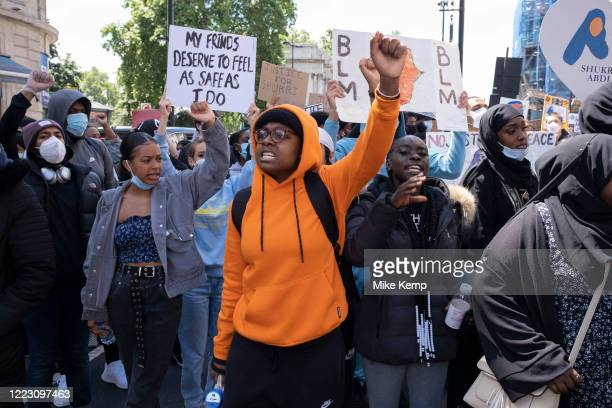 Following the death of George Floyd while in the custody of police in Minneapolis demonstrations of solidarity have been a regular occurrence all...