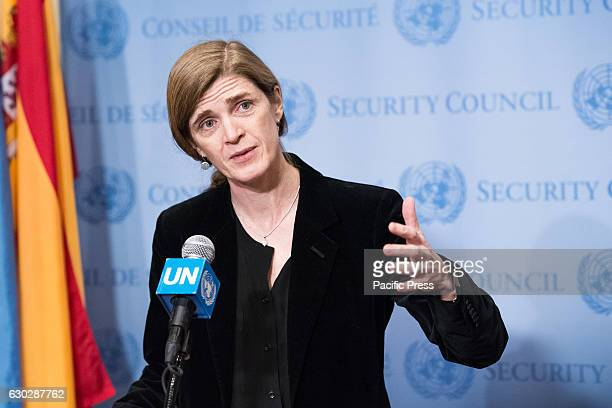 Following the unanimous approval of United Nations Security Council Resolution 2328 regarding the implementation of a monitoring system during the...