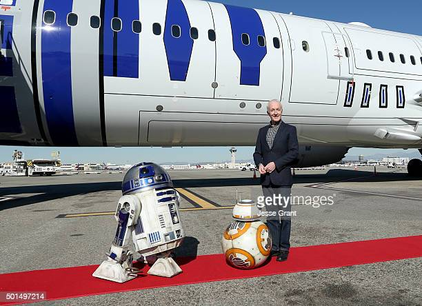 Following the world premiere in Hollywood of Lucasfilm's Star Wars The Force Awakens the film's stars were joined by JJ Abrams and producer/Lucasfilm...