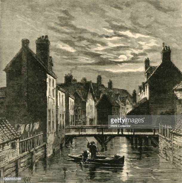 Folly Ditch, Jacob's Island', . Jacob's Island, a notorious slum on the south bank of the River Thames in Bermondsey, London, was made famous in...