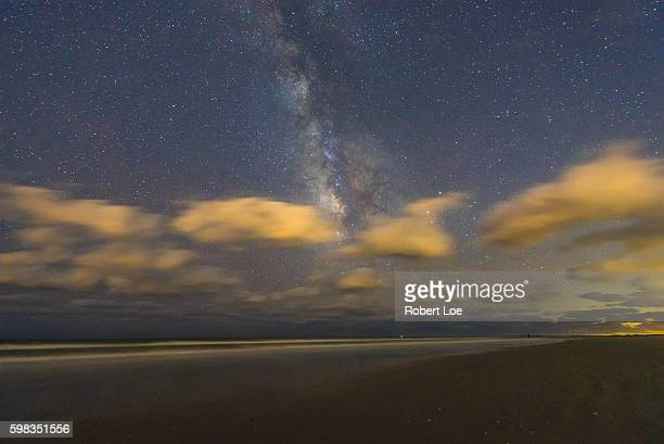 Folly Island Milky Way