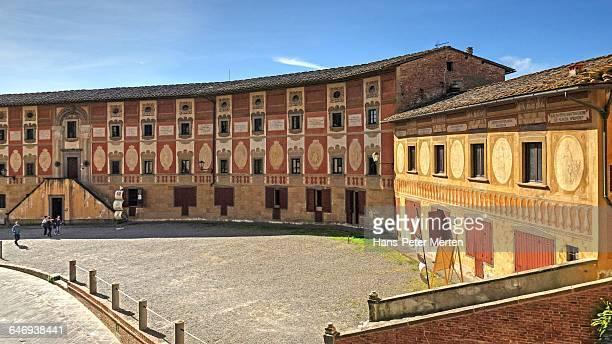 fondazione istituto dramma popolare di san miniato - san miniato stock pictures, royalty-free photos & images