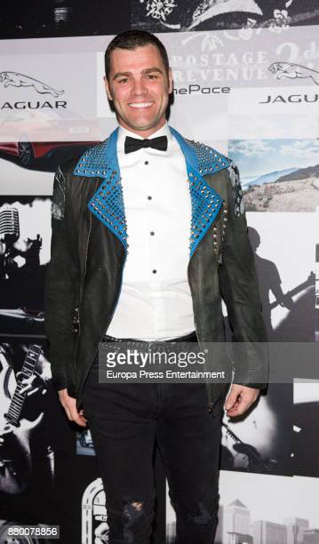 Fonsi Nieto attends the new Jaguar EPACE party on November 24 2017 in Madrid Spain