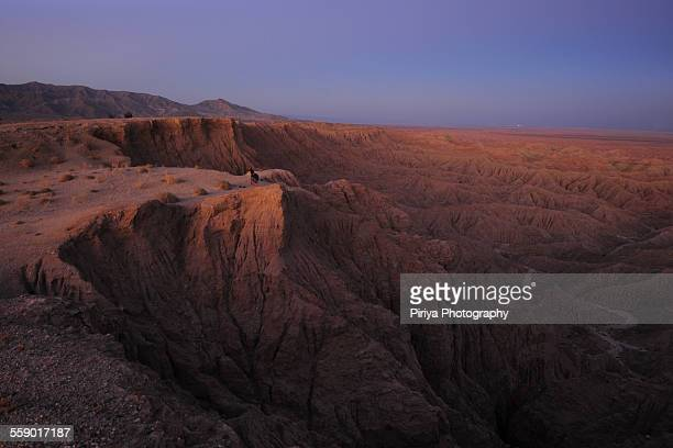 font point - anza borrego desert state park stock pictures, royalty-free photos & images