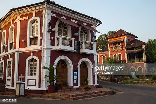 Fontainhas is the old Portuguese quarter of Panaji or Panjim as the town is often called Fontainhas latin quarter has a special atmosphere distinct...