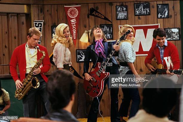DAYS Fonzie and Leather Tuscadero 11/8/77 Ron Howard Donna Fein Suzi Quatro Kathleen Elizabeth Richards Anson Williams
