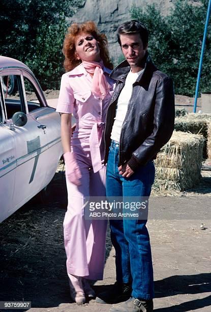 DAYS 'Fonzie Loves Pinky' 9/21/76 Roz Kelly Henry Winkler