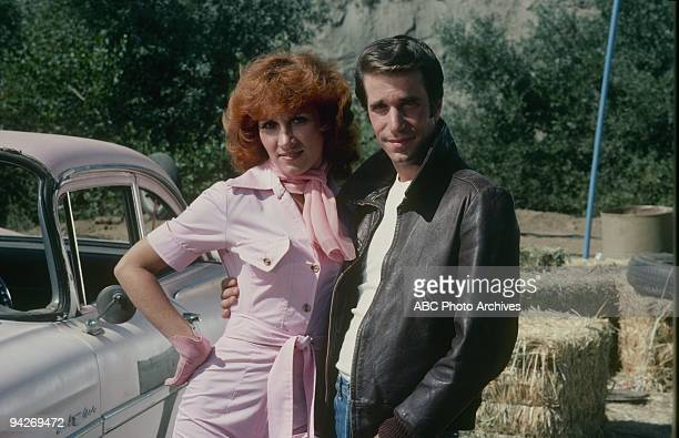 DAYS 'Fonzie Loves Pinky' which aired on September 21 1976 ROZ