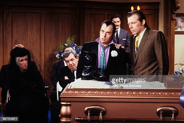 DAYS Fonzie's Funeral Part 2 2/27/79 Henry Winkler Tom Bosley David Lander Michael McKean