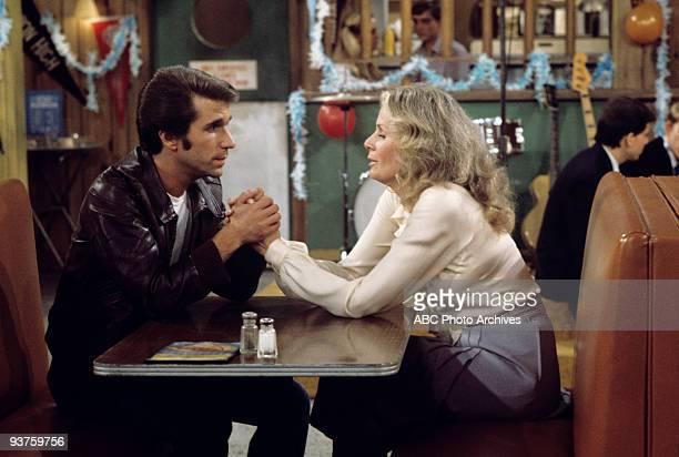 DAYS Fonzie's Old Lady 1/4/77 Henry Winkler Diana Hyland
