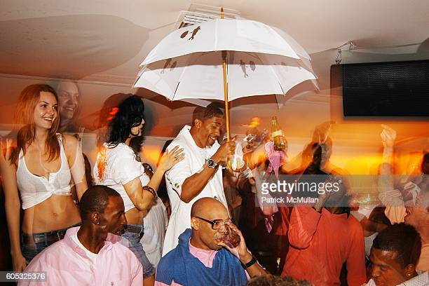 Fonzworth Bentley attends DJ Cassidy and Fonzworth Bentley Host BUNNY CHOW Sunday at CAIN Southampton Club on May 28 2006 in Southampton NY