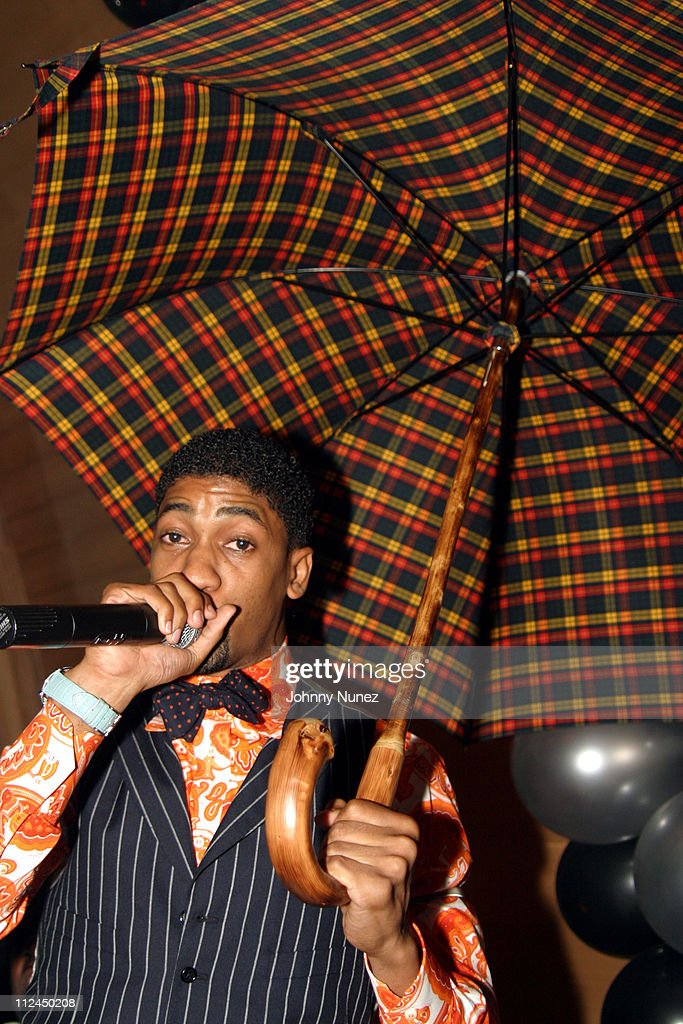 Fonzworth Bentley during Butter's Two Year Anniversary at Butter in New York City, New York, United States.