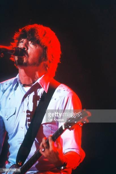 Foo Fighters Dave Grohl Pukkelpop Festival Hasselt Belgium 29th August 2003