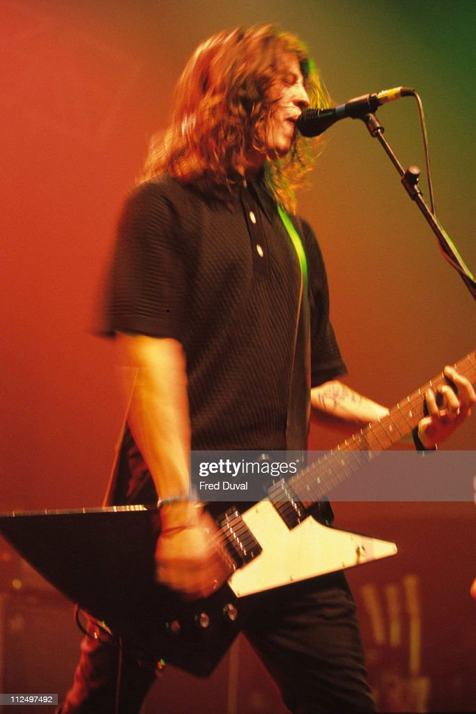Foo Fighers live at Brixton Academy - 1st Novemebr 1995
