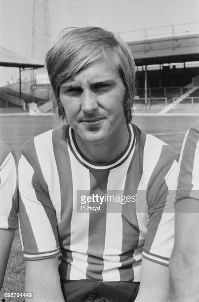 Fooballer Brian Turner of Brentford FC UK 1st September 1971