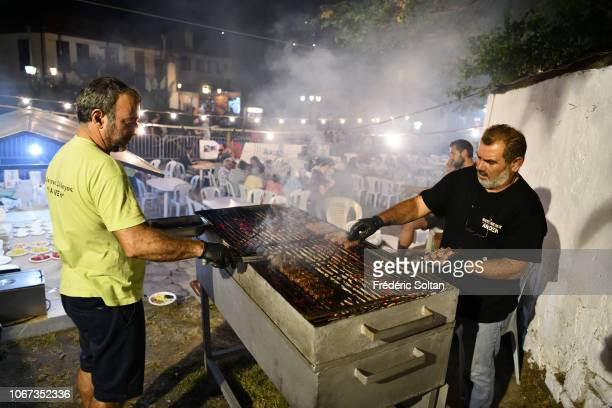 Food and dance festival in Xanthi It is a city in Thrace northeastern Greece It is the capital of the Xanthi regional unit of the region of East...
