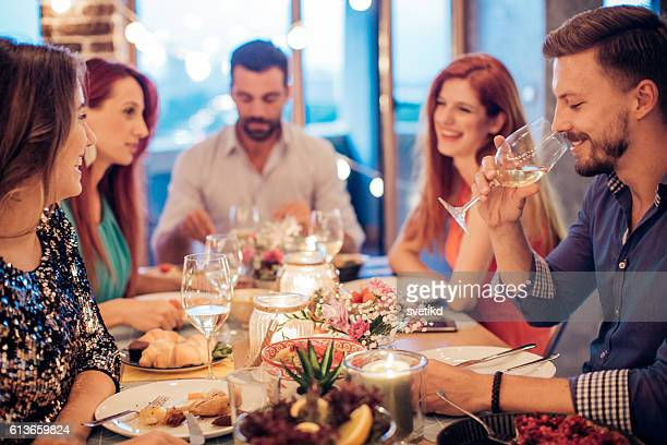 Food and wine lovers