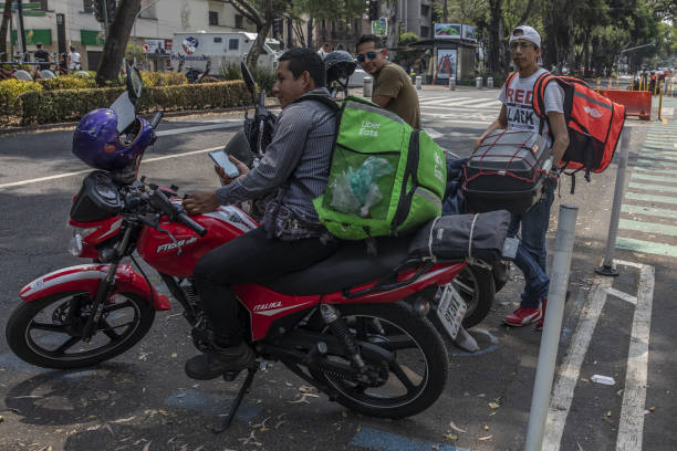 MEX: Quarantine Heats Up Wars Between Latin America's Delivery Apps