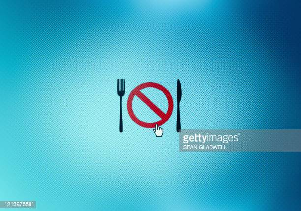 food ban - permission concept stock pictures, royalty-free photos & images