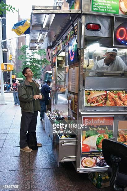 Food cart NYC
