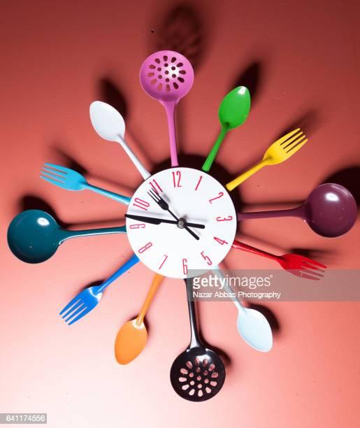 Food Clock.