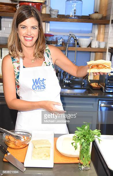 TODAY food contributor and Siriously Delicious blog creator Siri Daly brings the fun back into making a mess in the kitchen with Wet Ones Hand Wipes...