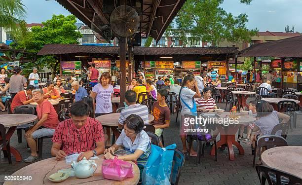 Food destination at Kuala Lumpur