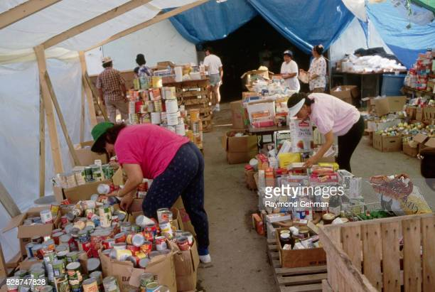 food distribution center - food distribution stock pictures, royalty-free photos & images