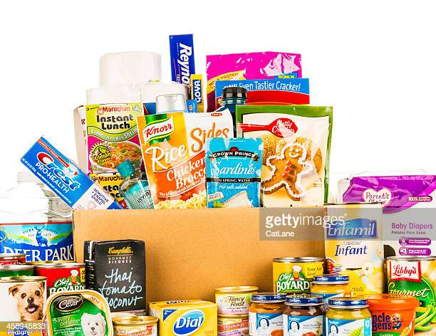 Food Donation Collection