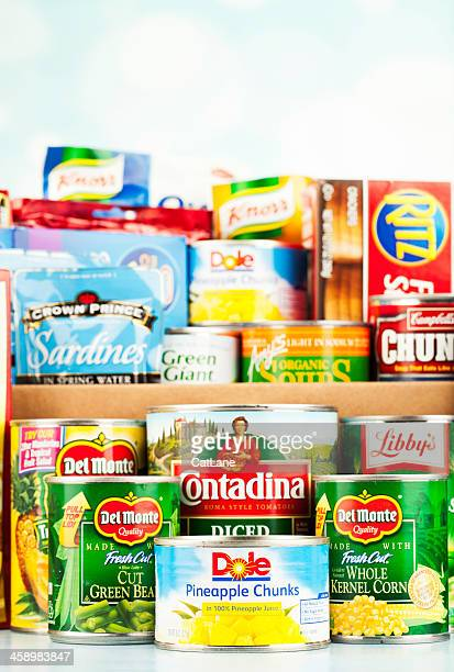 Food Drive Collection
