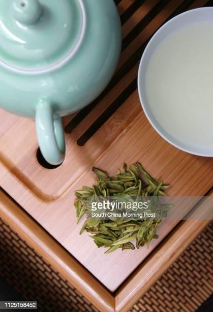 Food feature on teas Different types of teas with Vivian Mak at MingCha Tea House 12D Wah Ha Factory Building 8 Shipyard Lane Quarry Bay 25FEB11