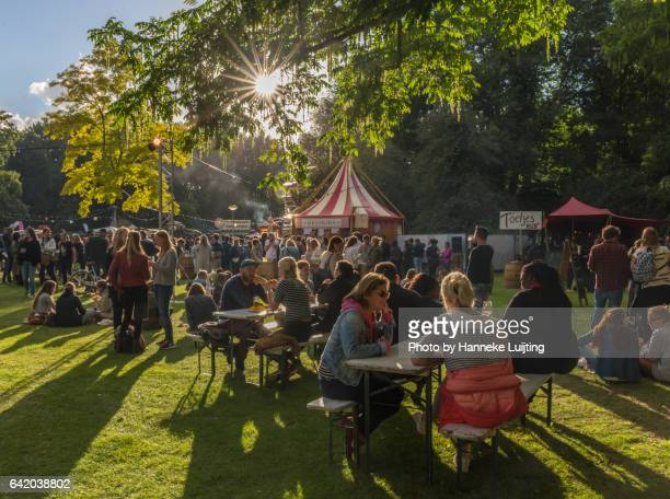 Food Festival in Amsterdam