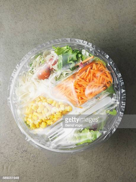 Food in container